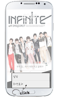 Screenshot of Infinite Lockscreen