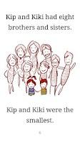 Screenshot of Kip and Kiki: story preview