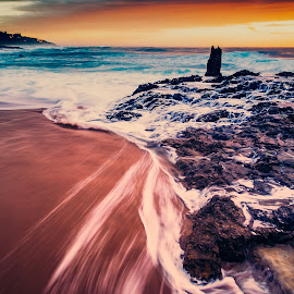 NAFI by Andrew Harvard - Landscapes Beaches ( waves, sea, beach, seascape, landscape )