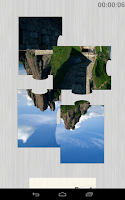 Screenshot of Nature Jigsaw Puzzles
