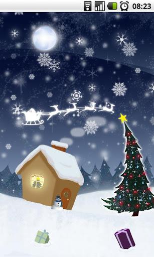 Christmas Eve Wallpaper FULL