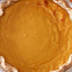 Cindy's Pumpkin Pie