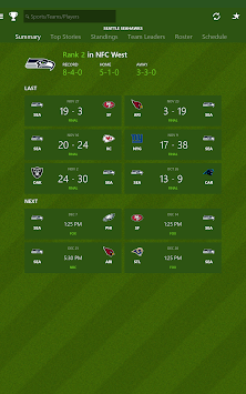 MSN Sports - Scores & Schedule APK screenshot thumbnail 12