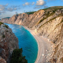 by Caren Pap - Landscapes Beaches ( wild, greece, travel, island )