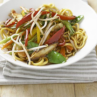 Egg Noodles Vegetarian Recipes