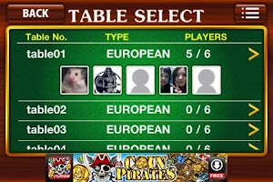 Screenshot of THE ROULETTE
