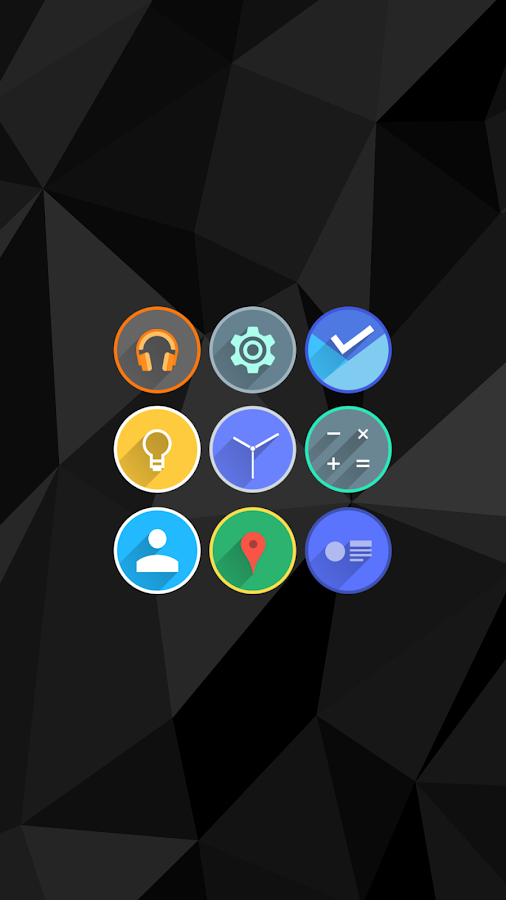 Velur - Icon Pack Screenshot 2