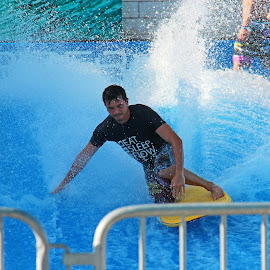 RIPPIN IT by Fred Regalado - Sports & Fitness Surfing