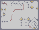 Thumbnail of the map 'Thorns and Needles'