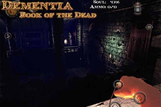 Dementia: Book of the Dead - screenshot