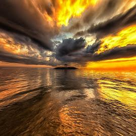 ?? by Dek . - Landscapes Sunsets & Sunrises