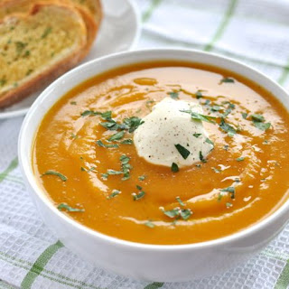 Pumpkin Soup - Classic and Easy