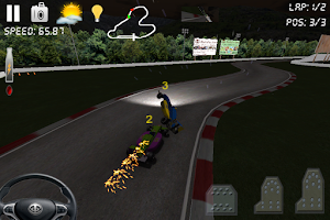 Screenshot of Race Rally 3D Xtreme Car Racer