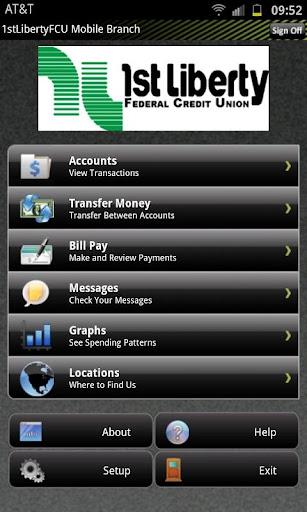 1st Liberty Credit Union