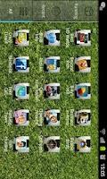 Screenshot of RealMadrid GO Launcher Free
