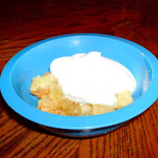 Ozark Apple Pudding