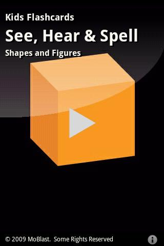 Kids' Flashcards: Shapes