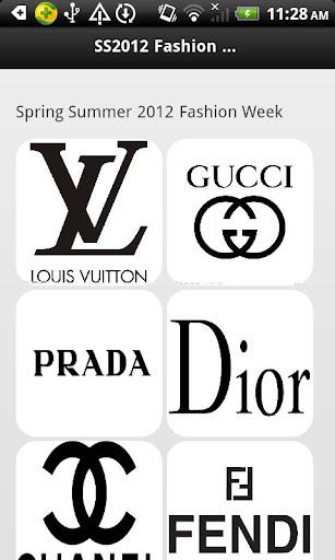 Spring Summer 2012 Fashion Sho
