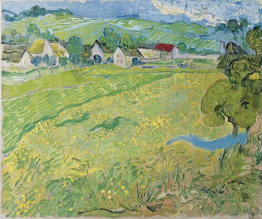 Gogh Vincent van, Auvers