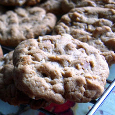 Easy 5-Ingredient Peanut Butter Cookies