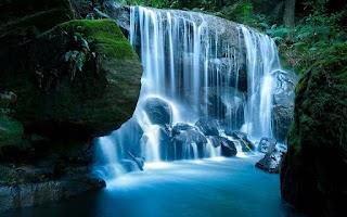 Screenshot of Shock rainforest waterfall-Pro