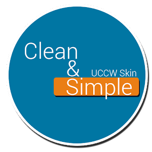 app clean simple uccw skin apk for windows phone. Black Bedroom Furniture Sets. Home Design Ideas