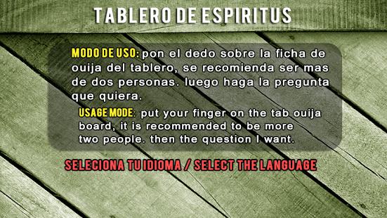 Ouija table apk 1 0 9 6 applicazioni di bordo gratuito per android - La tavola ouija funziona ...