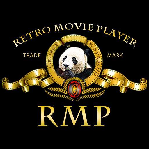 RetroMoviePlayer LOGO-APP點子