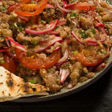 Charred Eggplant Salad Recipe