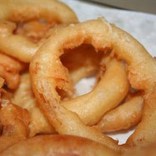 Onion Rings Without Bread Crumbs Recipes