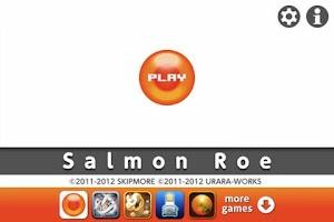 Screenshot of Salmon Roe