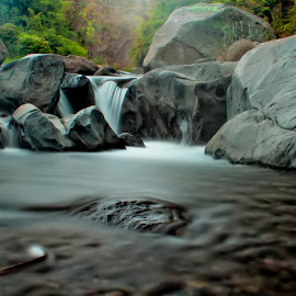 river by Septyan Lestariningrum - Landscapes Waterscapes