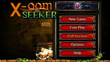 Screenshot of x-oom seeker LITE