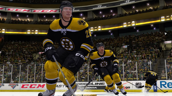 NHL 14 tips Boston Bruins to take the Stanley Cup
