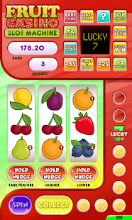Fruit Casino Slot Machine - screenshot