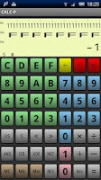 Screenshot of Programmer's calculator CALC-P