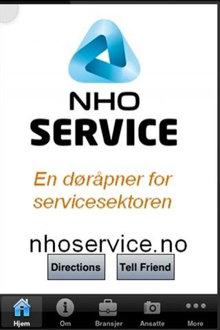 NHO Service