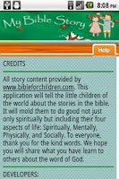 Screenshot of My Bible Story Volume 1 - 5