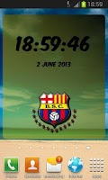 Screenshot of Barcelona Sporting Watch
