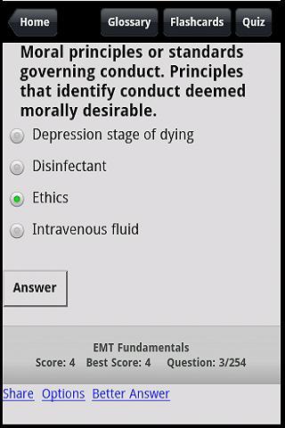 EMT Fundamentals