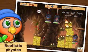 Screenshot of Free The Birds