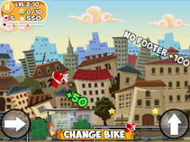 Screenshot of Bike Racing 2