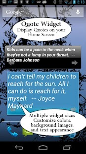 App Parenting Quotes APK for Kindle