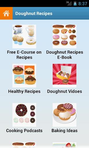 Doughnut Recipes