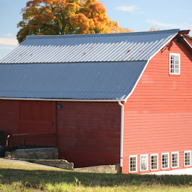 A beautifully restored barn by Alec Halstead - Buildings & Architecture Other Exteriors (  )