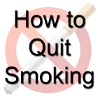 Quit Smoking Tips icon