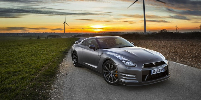 Nissan GT-R Gentlemans Edition