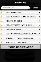 Screenshot of 95 Egg Recipes