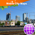 Warsaw Street Map icon