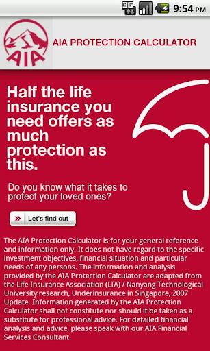 AIA Protection Singapore